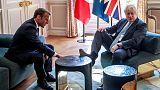 فرنسا وبريطانيا تهدفان لإظهار موقف موحد من إيران مع اقتراب قمة السبع