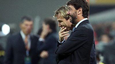 Nedved: Juve in pole? Vinciamo a Parma