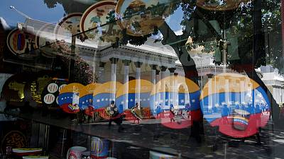 Cold, hard euros: Venezuela turns to European cash after U.S. sanctions