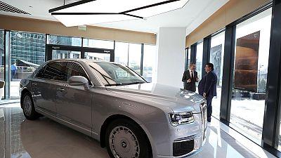 Russia starts sales of 'Putin limousine', eyes Chinese market