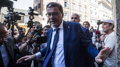 Giorgetti, vado fiero all'opposizione