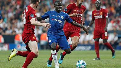 Chelsea's Kante doubtful for Norwich clash
