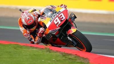 Moto: Gb, a Marquez le seconde libere
