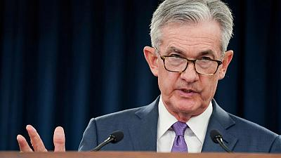 """باول: الاقتصاد الأمريكي في """"موضع موات"""" ومجلس الاحتياطي """"سيتصرف بالطريقة المناسبة"""""""