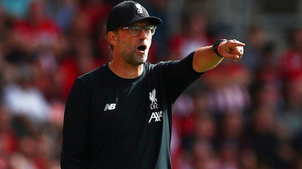 'Stay greedy': Klopp's mantra for title-chasing Liverpool