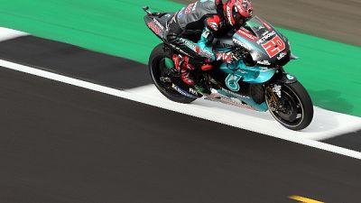 Moto: Gb, Quartararo e Rossi 'perdonati'