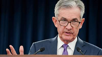 U.S. in 'favourable' place, Fed will 'act as appropriate' - Powell