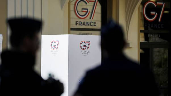 France deploys Michelin-starred chefs to win over G7 leaders