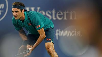 Family vacation has Federer ready for U.S. Open charge