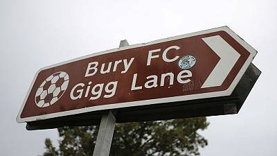 Bury edge closer to Football League exit amid financial woes