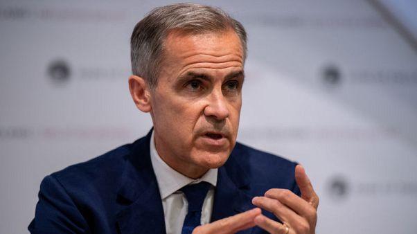 World needs to end risky reliance on U.S. dollar - BoE's Carney
