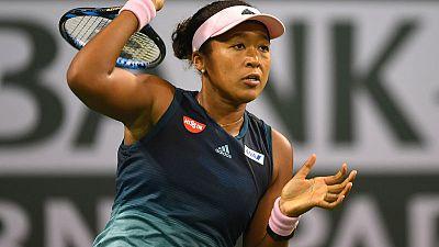 """أوساكا """"تتعافى بسرعة"""" وتستعد للدفاع عن لقبها في أمريكا المفتوحة للتنس"""