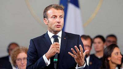 France's Macron says real 'ecocide' going on in Amazon
