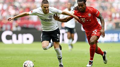 Portugal's Sanches leaves Bayern to join Lille