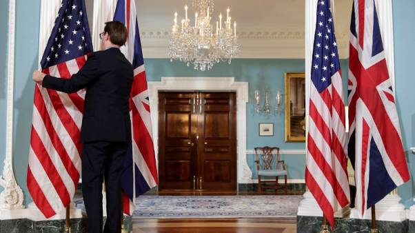 Britain wants U.S. trade deal quickly, but terms have to be right - UK spokeswoman