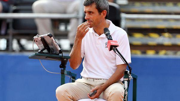 Chair umpire Ramos has lasting impact on U.S. Open