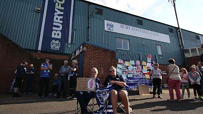 Under-threat Bury given deadline extension after bid