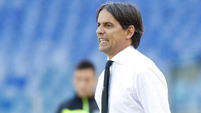 Lazio: Inzaghi, squadra per Champions