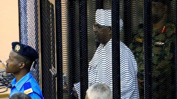 Sudan's ex-president Bashir's corruption trial to seek bail