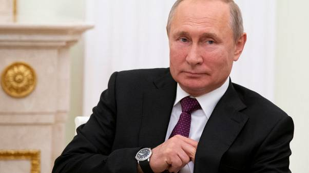 Putin orders review of Russian coal mining tax