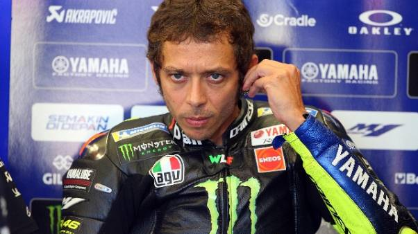 Moto: gioia Rossi 'grande prima fila'
