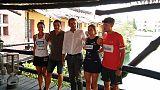 Tennis: gli ex campioni a Porto Cervo