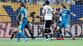Juve a segno, di Chiellini primo gol A