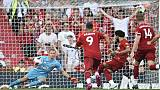 Premier: Liverpool-show, l'Arsenal va ko
