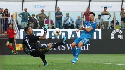 1-0 al Parma, Juve inizia vincendo