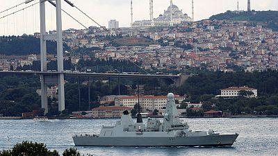 بريطانيا ترسل سفينة حربية أخرى لتعزيز وجودها في الخليج