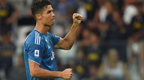 كيليني يمنح يوفنتوس بداية مظفرة في الموسم الجديد للدوري الإيطالي
