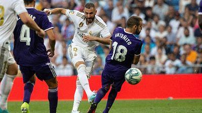 Il Real s'inceppa, 1-1 con il Valladolid