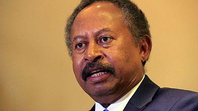 حصري-حمدوك: السودان يحتاج ما يصل إلى 10 مليارات دولار لإعادة بناء الاقتصاد