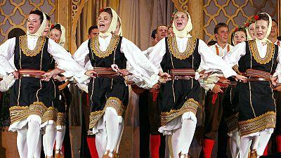 فرق من 10 دول تشارك في مهرجان الإسماعيلية للفنون الشعبية