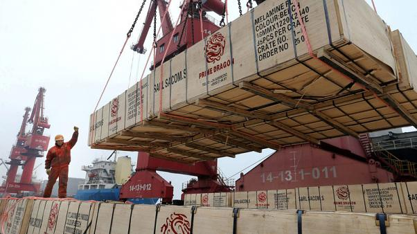 China July soy imports from U.S. up threefold as cargoes booked during truce arrive