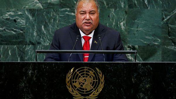 Nauru president loses his seat in elections - media reports