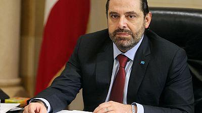 الحريري: سقوط طائرتين مسيرتين اسرائيليتين في بيروت اعتداء على السيادة اللبنانية
