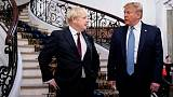 At G7 summit, Trump offers Brexit Britain a 'very big' trade deal