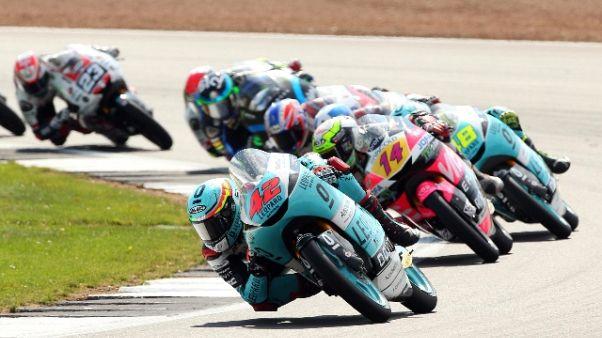 Moto3: Ramirez vince la classe leggera