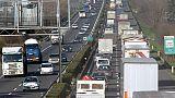Traffico, 11 feriti in incidente in A4