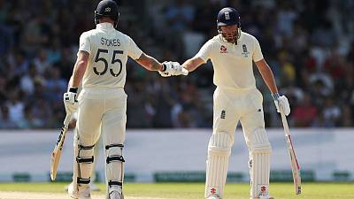Bairstow and Stokes give England chance of extraordinary win