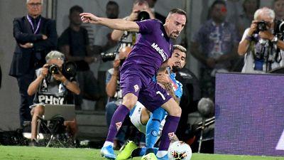 Ribery: Orgoglioso per esordio in viola