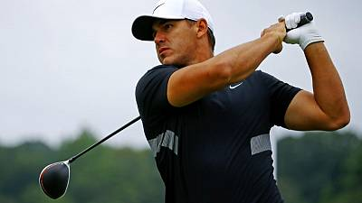 Koepka one-shot lead after 54 holes in race for $15 million