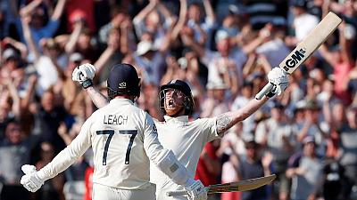 Superb Stokes century levels Ashes series in dramatic fashion