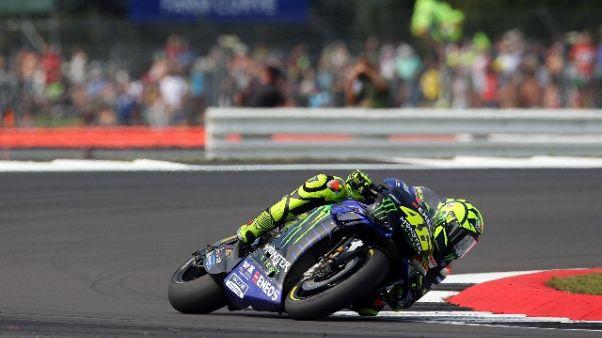 """Moto: Gb, Rossi """"Mi aspettavo di più"""""""