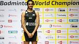 Badminton - Sindhu wins India's first world title