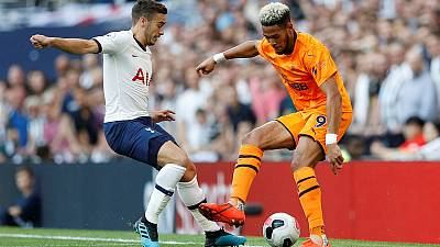 Spurs suffer surprise home loss to Newcastle
