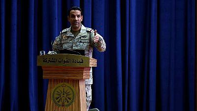 متحدث: التحالف يدمر صواريخ أطلقها الحوثيون على السعودية