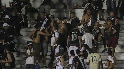 Grida omofobiche, match interrotto a Rio