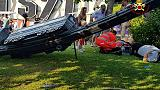 Incidente a trenino parco, 7 feriti